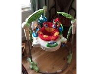 Fisher Price Jumperoo in good condition from a smoke free house.