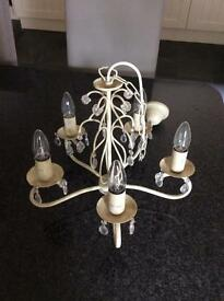Laura Ashley Chandelier