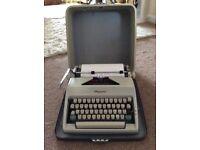 Olympia vintage typewriter