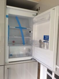 Brand new integrated Fridge