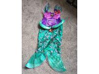 Ariel Fancy Dress Costume