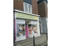 SUNSHINE THAI THERAPY has opened recently to offer Thai massage
