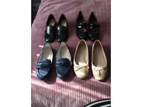 Clarks shoes and others