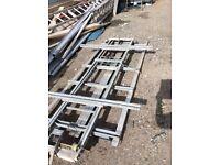 Tilt & Slide Roof Rack to fit Ford Transit Connect or similar
