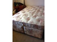 Double Bed. £30