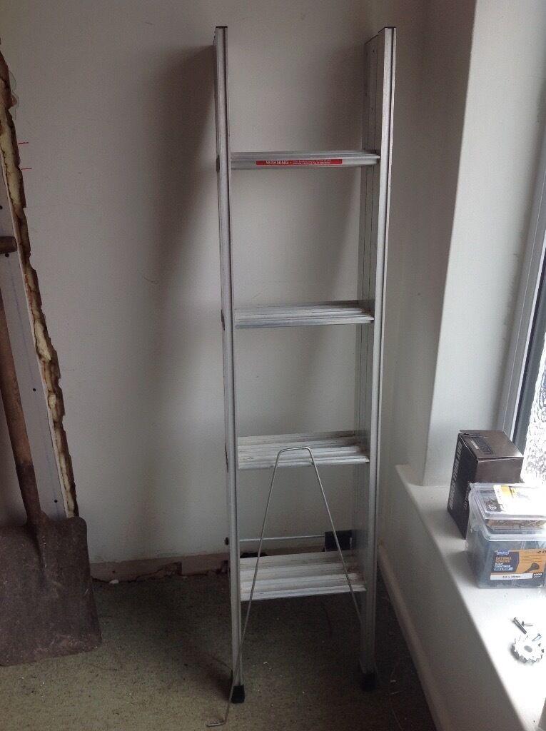 3 Section Extending Loft Ladder