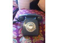 GPO746 classic rotary telephone