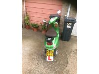 Vespa ET4 125cc £650 Great Condition