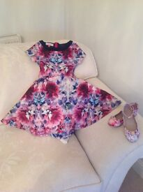 Ted Baker Dress age 4