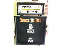 Orange ad200 mk3 bass head black