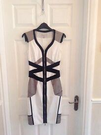 Karen Millen bodycon dress size 6-8