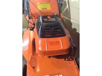 Flymo venturer turbo 420XL Lawnmower