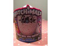 Hatchimal pink Pengualas Egg brand new in box