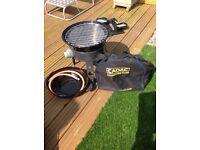 Cadac Safari Chef gas BBQ (like new) ideal for caravan or tent