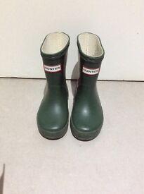 Hunters rain boots - 5UK/6US