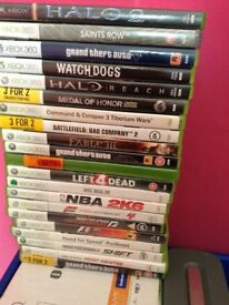 xboxconsole games and controllers