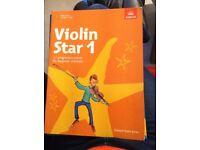 Violin star 1 book and cd