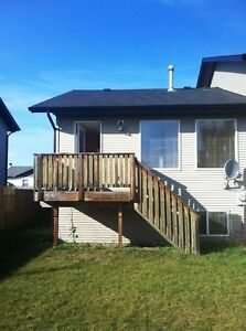 RARE 4 bedroom home in BLACKFALDS! Hurry! Call us now!
