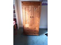 2 Door 3 Drawer Wardrobe -