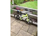 Raleigh Charge boys bicycle