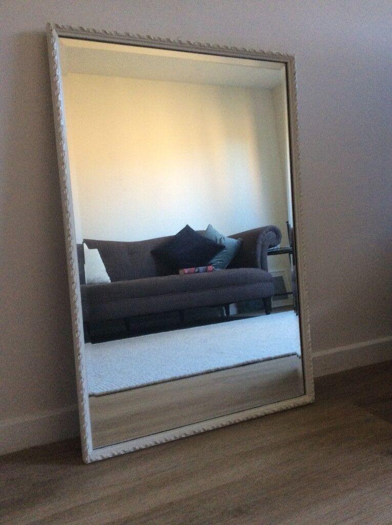 Medium Sized Antique Mirror