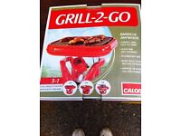 NEW Boxed Calor 3 in 1 for gas bbq cooker camping gear