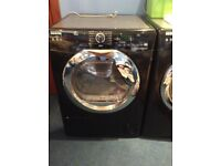 Hoover 10kg tumble dryer - black, condenser, never been used