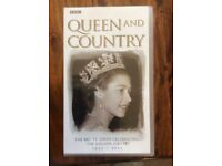 BBC Videos Queen and Country Box Set