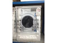 Beko 8kg 5kg intergrated washer dryer. £369. New in package 12 month Gtee