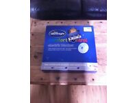 Silentnight comfort control double washable electric blanket new in box