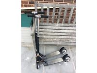 2 X Oxelo scooters for £10