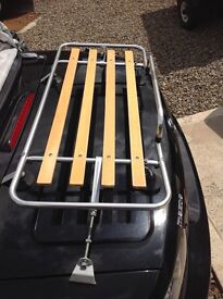 Mazda MX5 Boot luggage rack