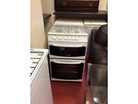 55.cm cannon gas cooker three month guarantee