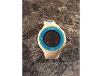 Garmin Forerunner 610 GPS Running Watch with Heart Rate Monitor - White