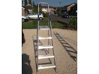 Step Ladder for sale.
