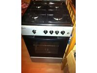 Gas cooker and oven
