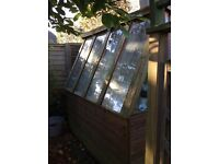 7 x 5 feet potting shed for sale