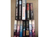 Mark Billingham books x12