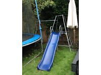 Chad Valley Climbing Frame with Slide