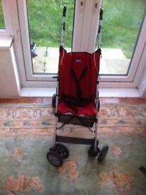 Chicco bush chair
