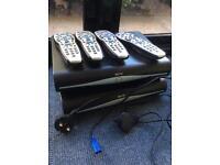 Sky boxes + remotes