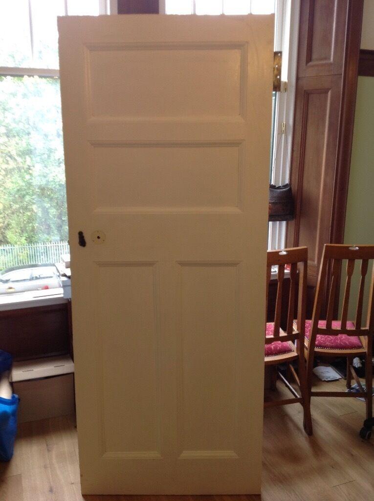 2 X Classic Pine internal doors for sale
