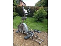 """Tunturi C65 19"""" Front Drive Cross Trainer (Delivery Available)"""