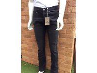 Black New look Mens Slim fit Jeans