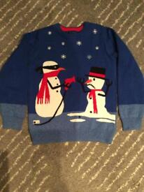 Boys Next Xmas Jumper