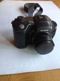 SONY CD Mavica camera