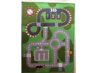 Childrens car play mat/ rug £8 excellent condition hardly used from Bournville