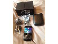 Blackberry Bold 9790 piano Black unlocked to any network