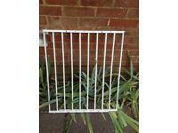 Free baby stair gate