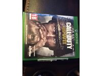 Xbox one call of duty WW11